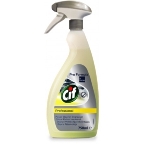 Cif Power Cleaner Degreaser Business Solut 0,75l