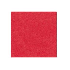 Serwetki 40x40 Airlaid Unicolor Czerwone