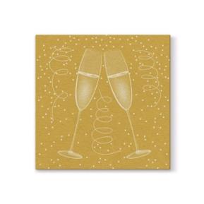 Serwetki 40x40 Airlaid Cheers