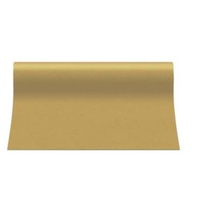 Bieżnik 40x24 Airlaid Monocolor Gold