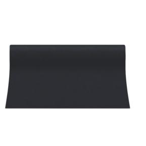 Bieżnik 40x24 Airlaid Unicolor Black