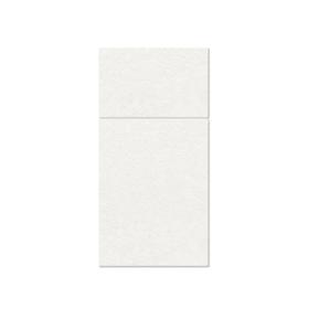 Serwetki 40x40 Pocket Airlaid Unicolor (white)