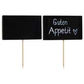 Fingerfood - patyczki 9cm Blackboard