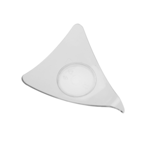 Fingerfood - poj. na przekąski trójkątne, a'50