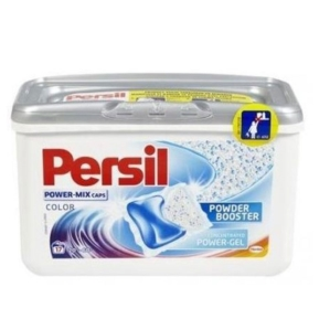 Persil Power Mix - kaps do prania 17pr Color