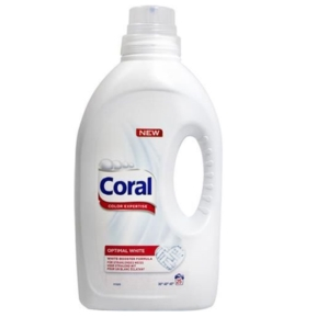 Coral Optimal White żel do bieli 1,37l/25pr