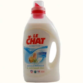 Le Chat Sensitive Gel z mydłem marsylskim 1,8l/25p