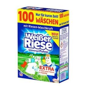 Weisse Riese Proszek do białego 5,5kg 100 prań