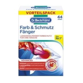Dr.Beckmann Farb&schmutz chusteczki antybarw 44szt
