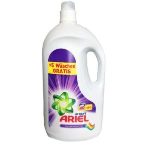 Ariel Liquid 55+5 - 3,9l. color