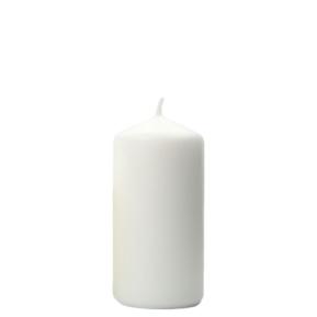 Świeca Walcowa  58x100 biała