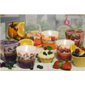Świeca zapachowa w szkle Fruit Muffins