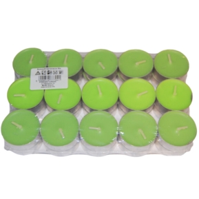 Tealight zap 30p Sinnlig green