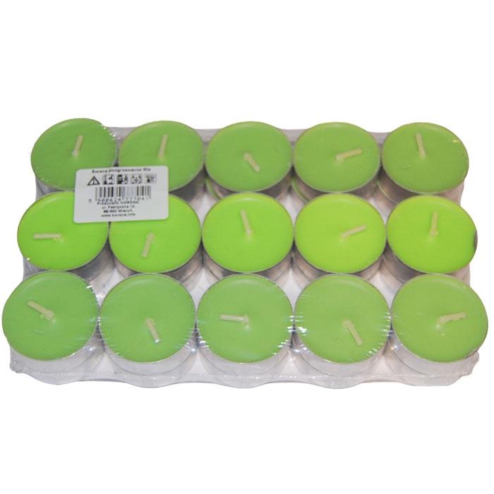 Tealight zap 30p Sinnlig green