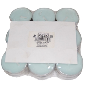 Tea - lights 27-p White Linen