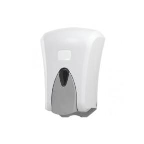 Dozownik do mydła w płynie S6,  1000ml biały