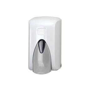 Dozownik do mydła w płynie 500ml S5, biały