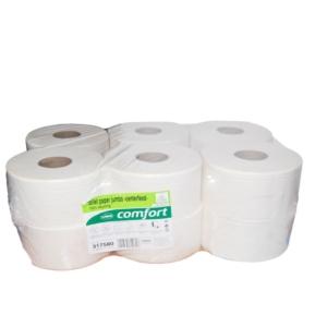 Wepa papier Jumbo 180 2-w, c/doz 317581'