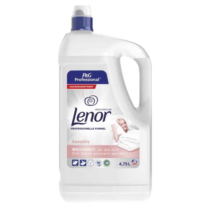 LENOR Sensitive 4,75l