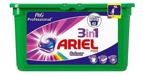 Ariel color kaps. piorace 42szt.