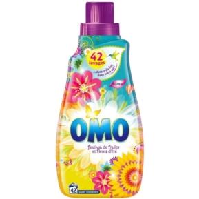 Omo Washing 1,47 l Festival de Fruits 42p