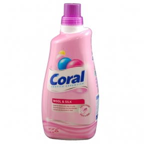 Coral Wool&Silk 1,5L - 25 prań
