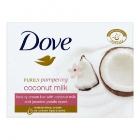 Mydło DOVE kostka 100g Coconut Milk