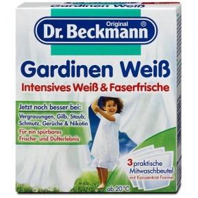 Dr Beckmann-Gard. Weiss-Sasz.do prania firan/3szt
