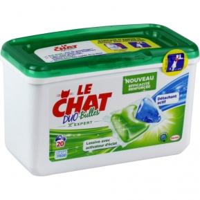 Le Chat Duo - Bulles L'Expert - Kapsułki 20 szt.