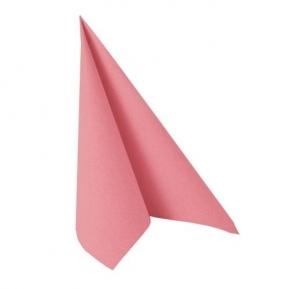 Serwetki Royal Coll. 1/4, 40x40 a'50, różowy