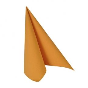 Serwetki Royal Coll. 1/4, 40x40 a'50, pomarańczowy