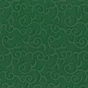 Serwetki CASALI, 1/4, 40x40, ciemna zieleń, a'50
