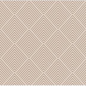 Serwetki Elegance 1/4, 40x40 a'50, brązowy
