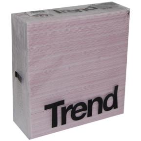 "Serwetka ""Trend Linea"" , 38x38, 2w, bordeaux, a'40"