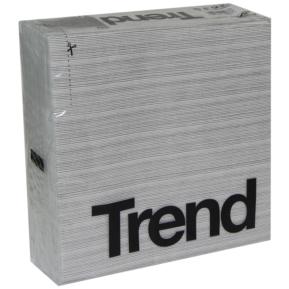 """Serwetka """"Trend Linea"""" , 38x38, 2w, black, a'40"""
