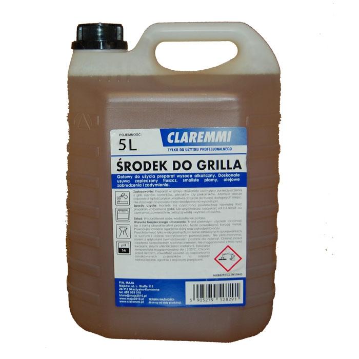 CLAREMMI GRILL 5L