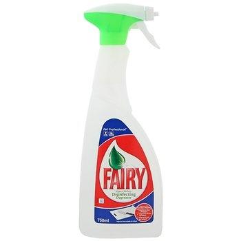 Fairy Disinfection Degreaser 750ml