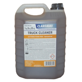 Aktywna Piana TRUCK CLEANER CLAREMMI 5kg